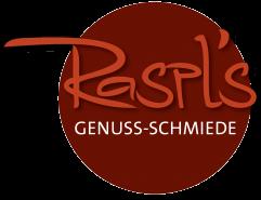 Raspl Logo Genussschmiede (Hotel Traumschmiede und Gasthof zur alten Schmiede)