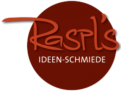 Raspl Logo Ideenschmiede (Hotel Traumschmiede und Gasthof zur alten Schmiede)