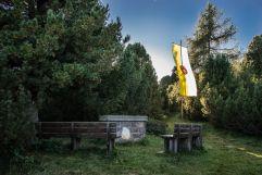 Rastplatz für Wanderer - (c) Helmut Moling (Tourismusverein Klausen)