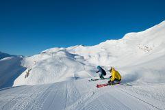 Raurisertal Skifahren Gipfelbahn (c) TVB Rauris Fotograf Michael Gruber