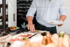 Regionales Frühstücksbuffet (c) Thomas Haberland (Hotel Traumschmiede und Gasthof zur alten Schmiede)