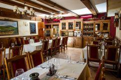 Restaurant im Bock Hotel Ermitage