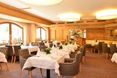 Restaurant des Hotels (c) Sascha Duffn (Hotel Jagdhof)