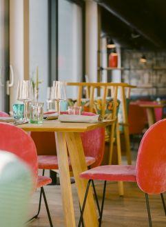 Restaurant im BLÜ Hotel (c) Lisa Edi (Hotel Blü Gastein)