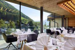 Restaurant mit Ausblick (c) Michael Huber (Wellnessresort Amonti & Lunaris)