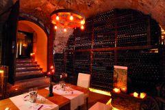 Romantischer Weinkeller im Plantitscherhof (winzerhotels)