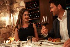 Romantisches Dinner im Weinkeller im Plantitscherhof (winzerhotels)
