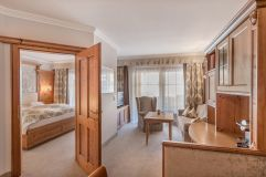 Royal Suite mit Balkon (Trofana Royal)