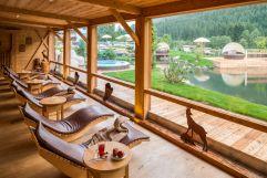Ruheraum Herzlalm (Alphotel Tyrol)