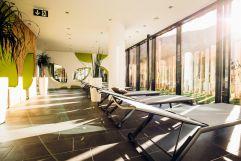 Ruheraum im Relax Spa (c) Andy Mayr (Genuss und Aktivhotel Sonnenburg - Kleinwalsertal Hotels)