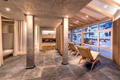 Ruheraum im Wellnessbereich(Oberjoch - Familux Resort)