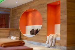 Ruhezone im Wellnessbereich (IMPULS HOTEL TIROL)