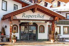 Eingangsbereich vom Rupertihof (Ruperti Hotels)