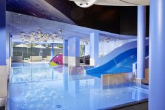 Rutschenparadies im Family Spa Blue Planet (c) Michael Huber (Wellnessresort Amonti & Lunaris)