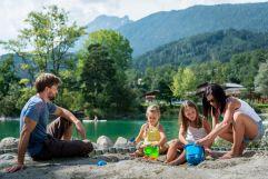 Sandburgen bauen (c) Angélica Morales (Silberregion Karwendel)