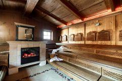 Sauna (Posthotel Achenkirch)