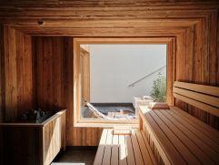 Saunabereich des Hotels MorgenZeit (c) Youngmedia
