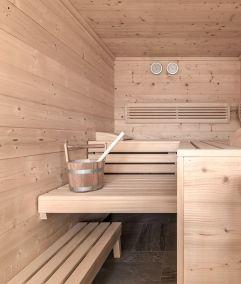 Saunabereich (Hotel NIDUM)