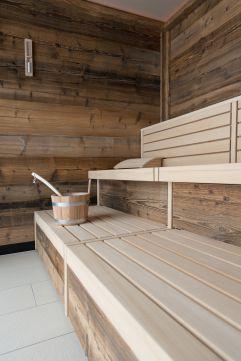 Saunabereich Hotel Zürserhof