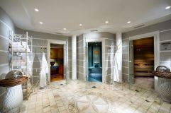 Saunarium im Wellnessbereich (KOLLERs Hotel)