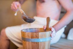 Saunen, Pools und co. bieten die Wellneshotels der Silberregion Karwendel (c) Angélica Morales (TVB Silberregion Karwendel)