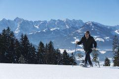 Schneeschuhwandern am Wilden Kaiser (Hotel Peternhof)