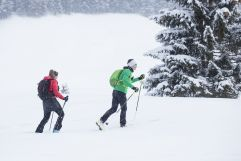 Schneeschuhwanderung zur Astenschmiede (c) Florian Bachmeier (Tourismusverband Rauris)