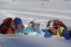 Schneespaß im Feriendorf Hohetauern (Alps Residence)