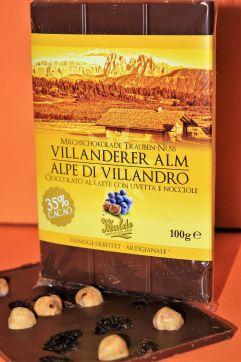 Schokolade Villanderer Alm by Walde (Tourismusverein Klausen)