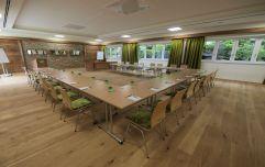 Seminarbereich Saal Smaragd im Hotel Pfeffel