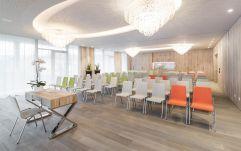 Seminarraum im Hotel Schenna Resort