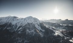 Sensationeller Ausblick auf das UNESCO-Welterbe Dolomiten (c) Manuel Kottersteger (Olang)