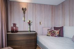 Separates Gästeschlafzimmer in der Executive Suite Deluxe (c) Dominik CINI (Hotel Zürserhof)