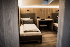 Separates Kinderzimmer der Bergbalance Family Suite (c) Aileen Melucci (Wellnesshotel Walserhof - Kleinwalsertal Hotels)