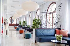 Sitzbereich (Hotel Espléndido)