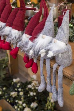 Sitzende Weihnachtsmännchen (Tourismusverein Klausen)