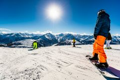 Ski- und Snowboardspaß in der Zillertal Arena (MY ALPENWELT RESORT)