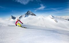 Skifahren am Olperer (TVB Tux-Finkenberg)