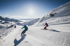 Skifahren in der Zillertaler Arena (c) Zillertal Arena (Gaspingerhof)