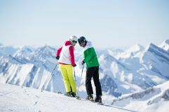 Skifahrer (TVB Tux-Finkenberg)