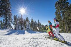 Skispass mit der Familie (c) Hochficht (Hotel Aigo)