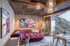 Sky Suite (c) Alexander Maria Lohmann (Alpen-Wellness Resort Hochfirst)