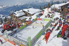 Snow Volleyball (c) TVB WagrainKleinarl (Chaletdorf Prechtlgut)