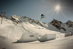 Snowpark Funtaklaus (c) Filippo Galluzzi (Wellnessresort Amonti & Lunaris)