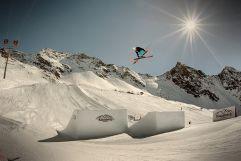 Snowpark Funtaklaus (c) Filippo Galluzzi (Wellnessresort Amonti & Lunaris)