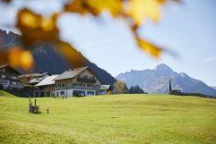 Sommerliche Stimmung im Kleinwalsertal (c) Tobias Burger (Bio-Hotel Oswalda Hus - Kleinwalsertalhotels)