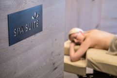 SPA-Suite (Hote Post am See)