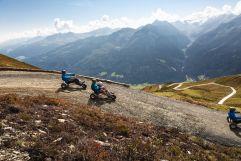 Spaß für Groß und Klein beim Mountaincart fahren (c) Wildkogel -Arena Neukirchen & Bramberg