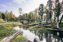 Spazieren durch den Sisipark (c) Leitner Daniel (Tourismusverband Bad Ischl)
