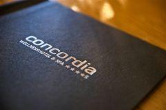 Speisekarte des Concordia Wellnesshotel & SPA (c) Heimplätzer Werbefotografie (Concordia Wellnesshotel & Spa)